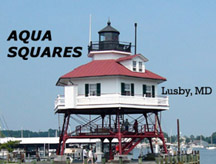 Aqua Lighthouse